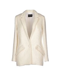 Mauro Gasperi Coats And Jackets Faux Furs Women