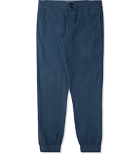 Lightning Bolt Insignia Blue Oswald Cord Pants