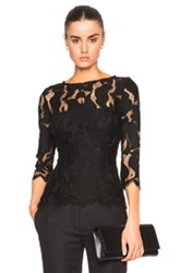 Lover Arizona Bodice Top In Black
