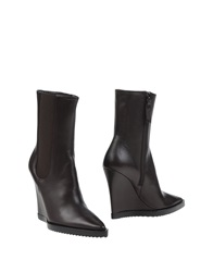 High Ankle Boots Black