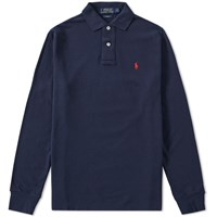 Polo Ralph Lauren Long Sleeve Slim Fit Blue