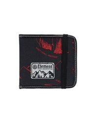 Element Wallets Black