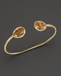 Marco Bicego 18K Yellow Gold Lunaria Citrine Bangle Bloomingdale's Exclusive Gold Orange