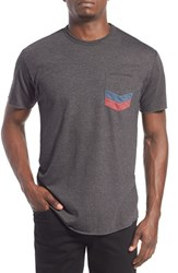 Men's Imperial Motion Chevron Pocket Crewneck T Shirt