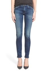 Women's Citizens Of Humanity 'Agnes' Slim Straight Leg Jeans Euclid