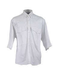 Umit Benan Shirts Short Sleeve Shirts Men