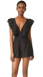 Keepsake Remind Me Romper Black