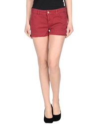 Jucca Denim Denim Shorts Women