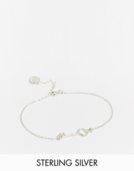 Verity By Alex Monroe Exclusive Key Bracelet Silver