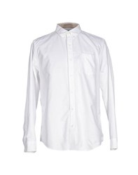 Timberland Shirts Shirts Men White