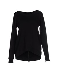 Only Topwear Sweatshirts Women Black