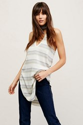 We The Free Womens Louie Stripe Tunic