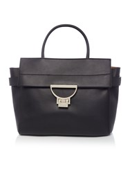 Coccinelle Arlettis Black Ew Tote Bag Black