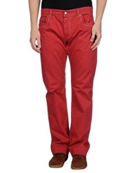 Peuterey Casual Pants Red
