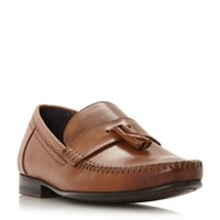 Ted Baker Simba Tassle Loafers Tan