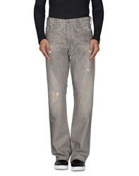 Dr. Denim Jeansmakers Denim Denim Trousers Men Grey