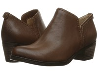 Naturalizer Zarie Tan Leather Women's Boots