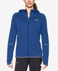 Under Armour Storm Swacket Hooded Zip Jacket Heron