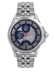 Breil Milano Dome Stainless Steel Watch Silver