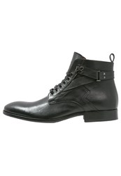 Paul And Joe Stilo Laceup Boots Noir Black
