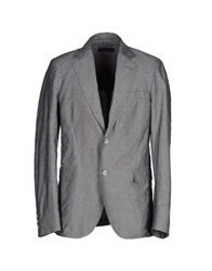 Massimo Rebecchi Suits And Jackets Blazers Men Grey
