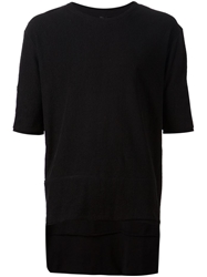 Barbara I Gongini Asymmetric T Shirt
