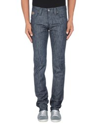 Chiribiri Denim Denim Trousers Men