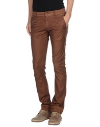 Onext Casual Pants Cocoa
