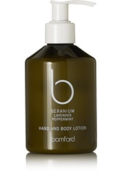 Bamford Geranium Hand And Body Lotion 250Ml