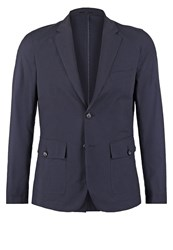 Dkny Slim Fit Suit Jacket Black