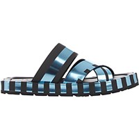 Acne Studios Women's Kleate Slides Light Blue