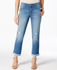 Styleandco. Style And Co. Cropped Saint Wash Jeans Only At Macy's