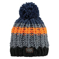 Barts Coulton Beanie One Size Grey Multi