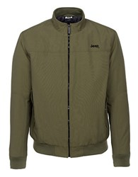 Jeep Lightweight Jacket Green