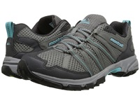 Montrail Mountain Masochist Iii Light Grey Clear Blue Women's Shoes Gray