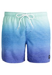 Rusty Troppo Swimming Shorts Blue