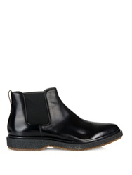 Henderson High Shine Chelsea Leather Boots