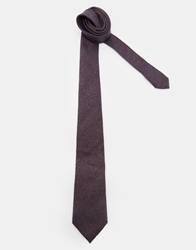 Scotch And Soda Tie Brown