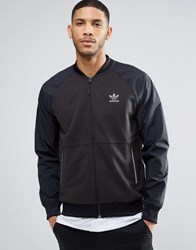 Adidas Originals Luxe Track Jacket Ay8414 Black