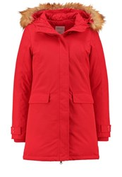Bomboogie Down Coat Chili Red