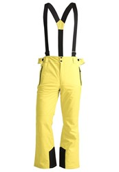 Killtec Human Waterproof Trousers Gelb Yellow