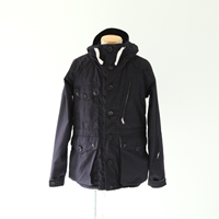 Engineered Garments Trail Parka Silver And Gold Online Store