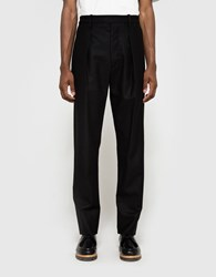 Christophe Lemaire Elasticated Pants In Black
