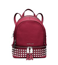 Michael Michael Kors Rhea Extra Small Studded Leather Backpack