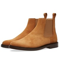 A.P.C. Ethan Boot Brown