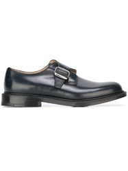 Church's 'Meadwell' Monk Shoes Blue