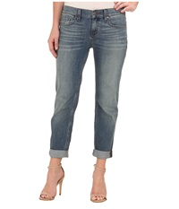 Level 99 Sienna Tomboy Fit In Rango Rango Women's Jeans Blue