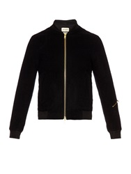 Oliver Spencer Bermondsey Wool Bomber Jacket