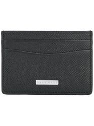 Hugo Boss 'Signature S' Card Holder Black