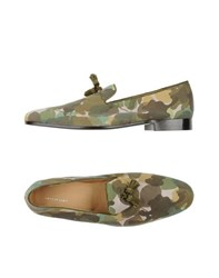 Messagerie Footwear Moccasins Men Military Green